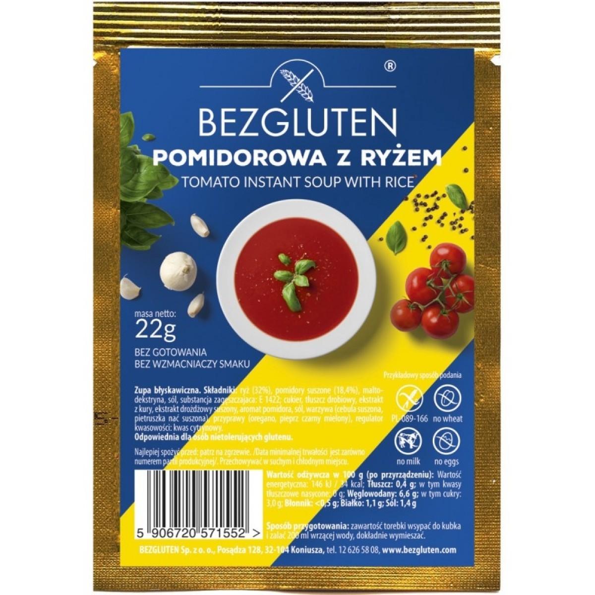 Tomatensoep met Rijst