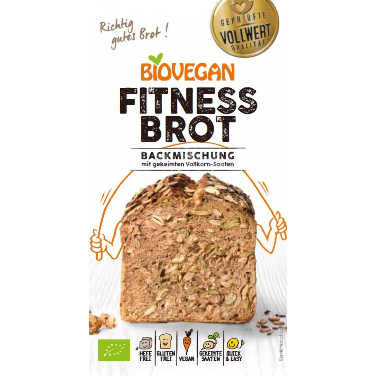 Broodmix Fitness