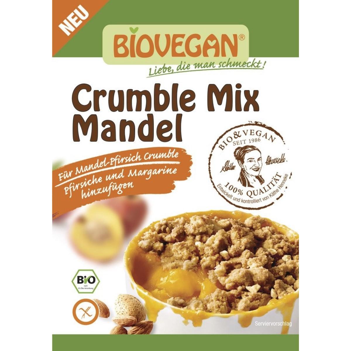 Crumble Mix Amandel
