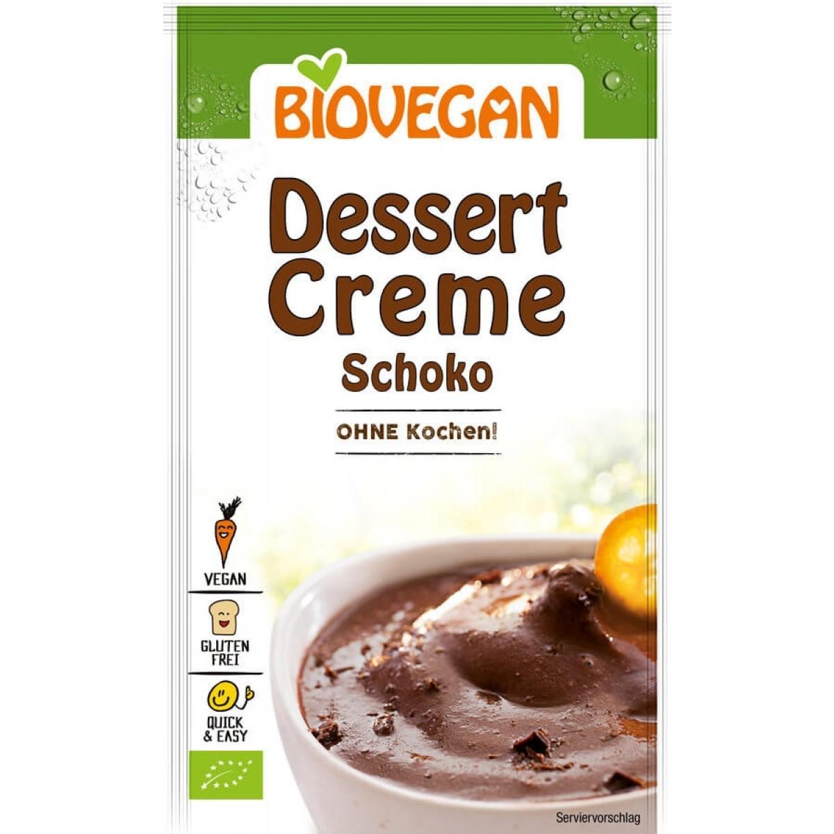 Dessert Crème Chocolade