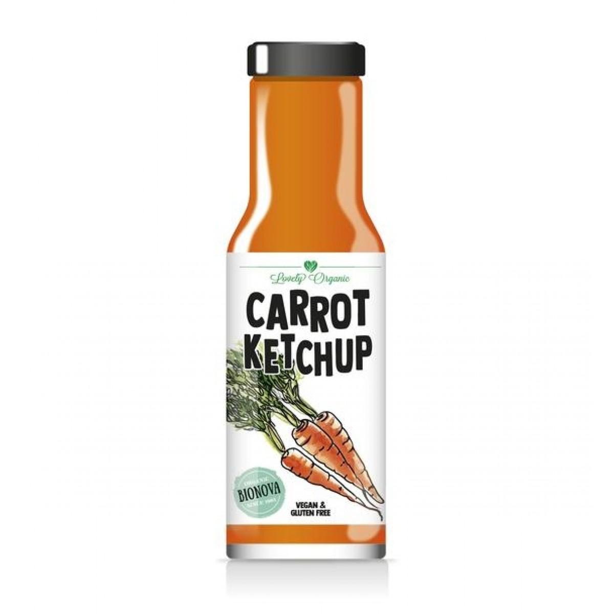 Ketchup Wortel