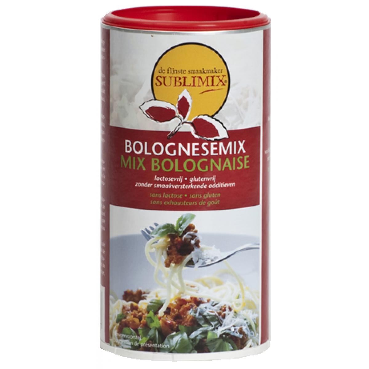Bolognese mix