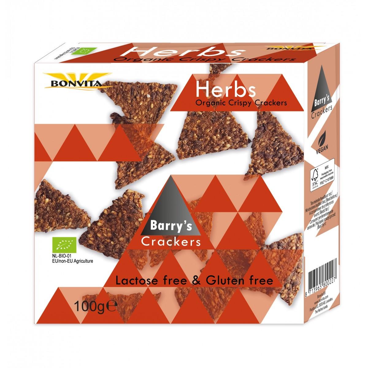 Barry's Crackers Kruiden