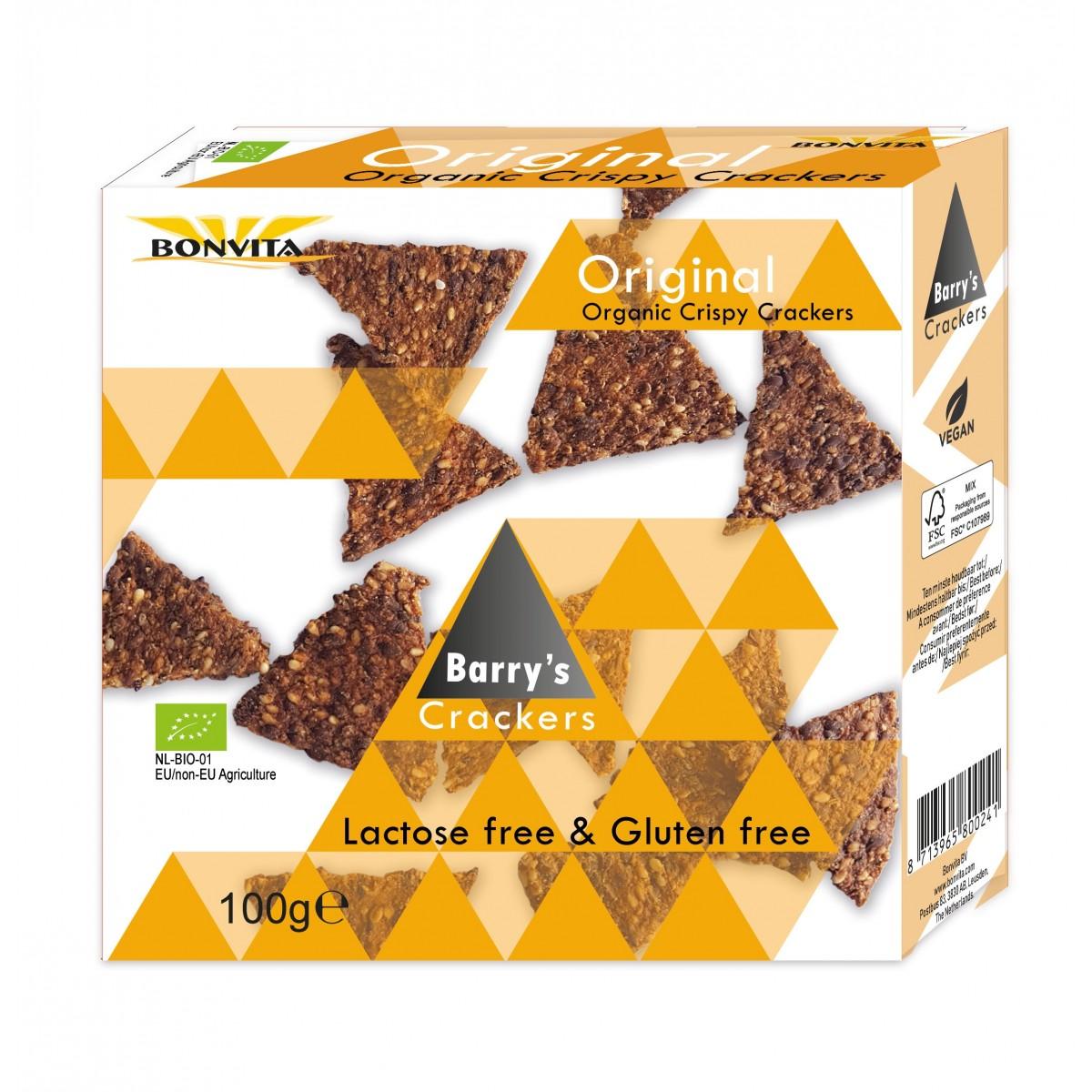 Barry's Crackers Original