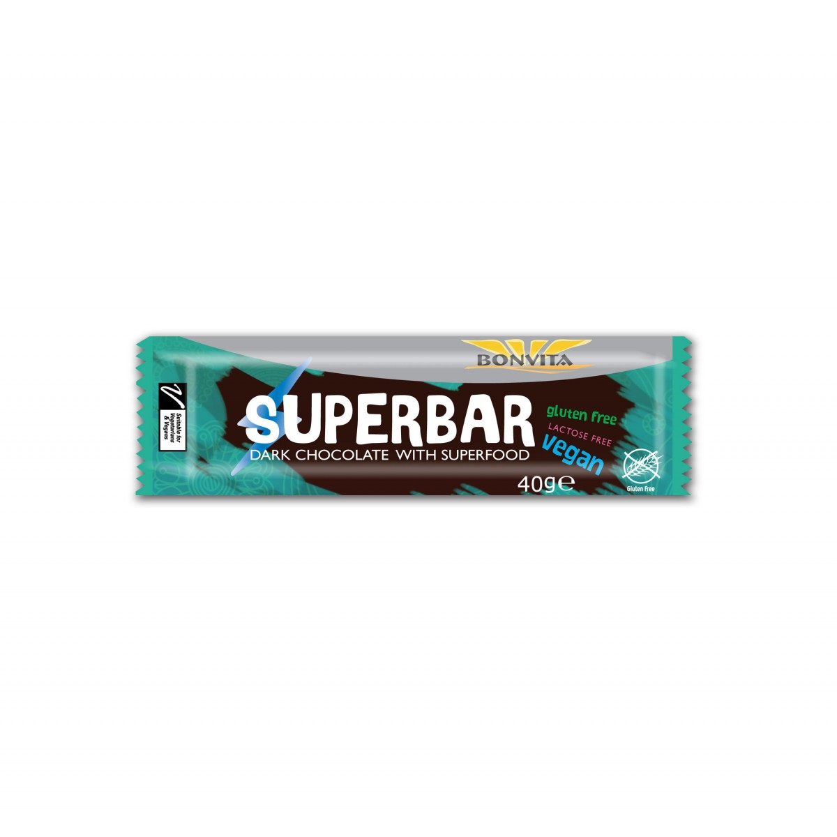Bonbarr Pure Chocolade Superbar
