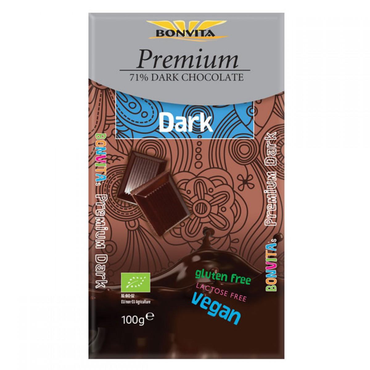 Premium Chocoladetablet Dark