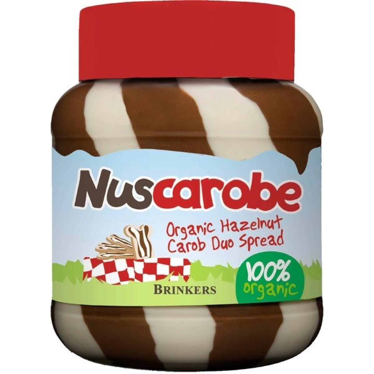 Nuscarobe Soja & Hazelnoot Carobepasta