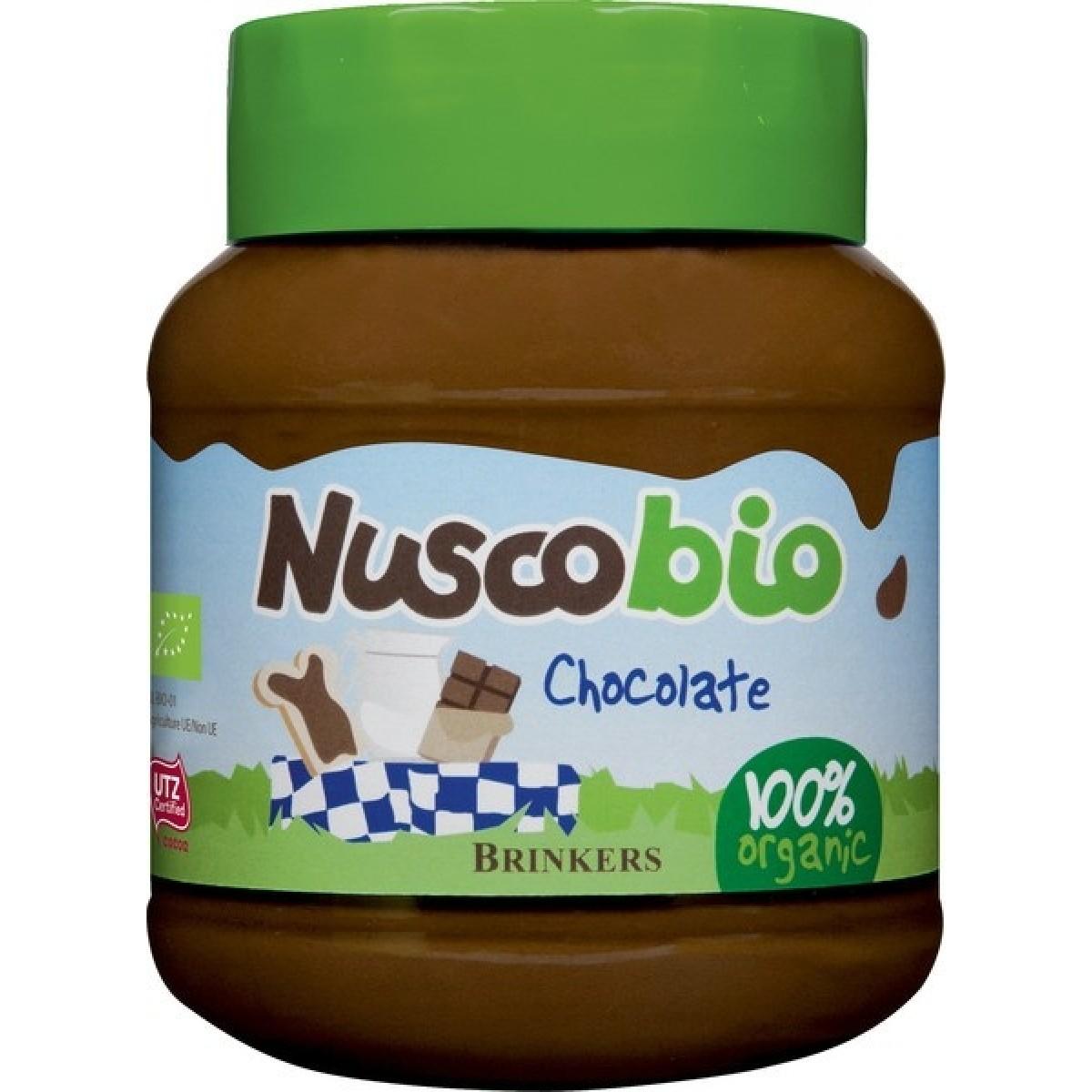 Nuscobio Melkchocoladepasta