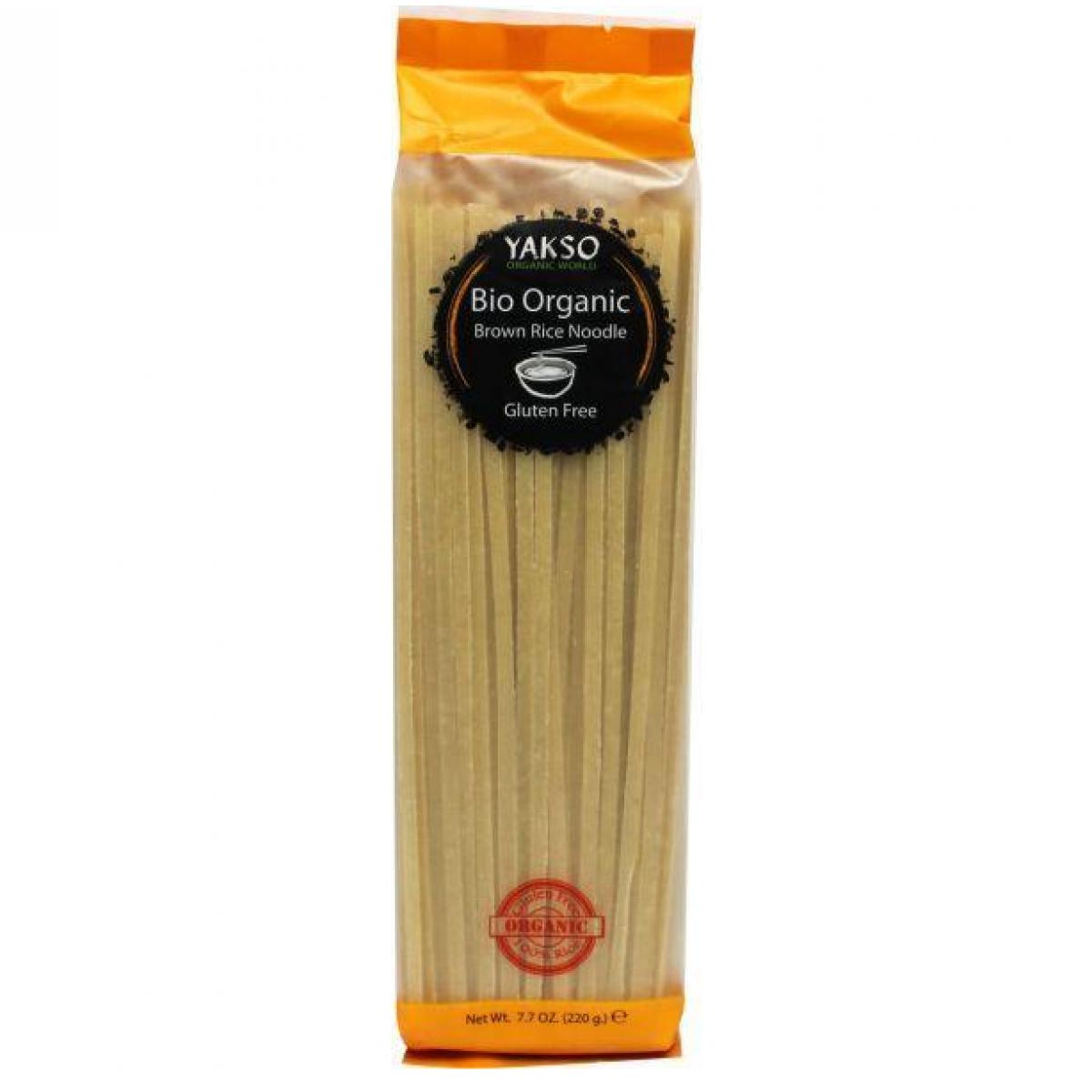 Bruine Rijst Noodles