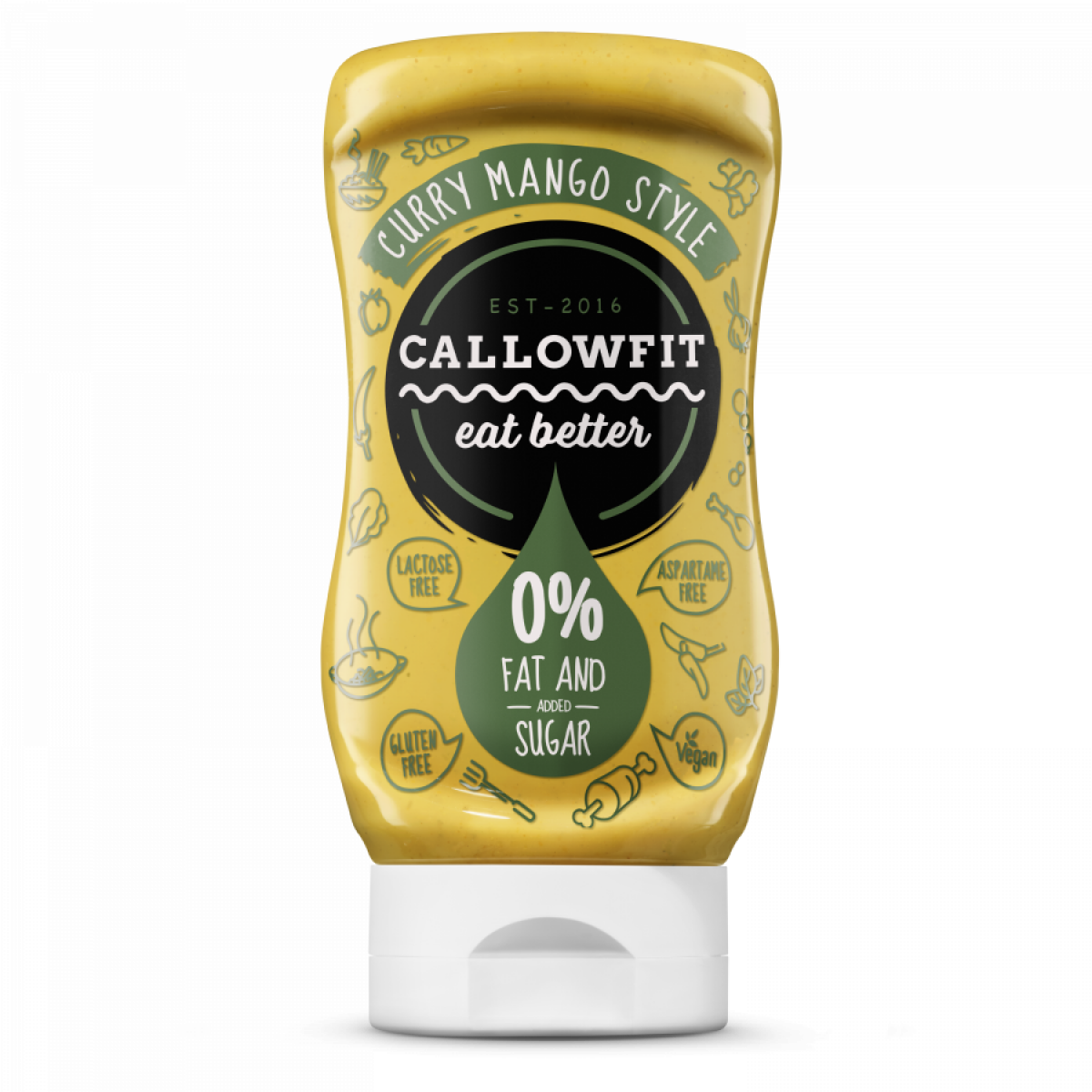 Curry Mango Style Sauce