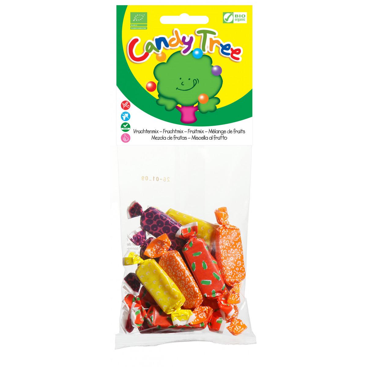 Vruchtentoffees Mix