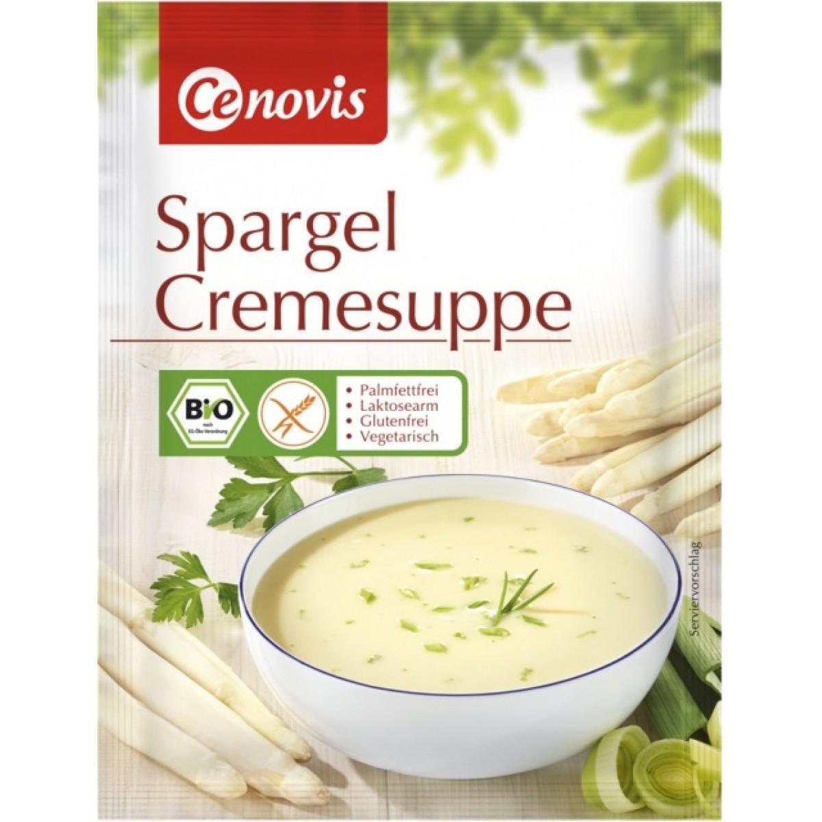 Asperge Crèmesoep