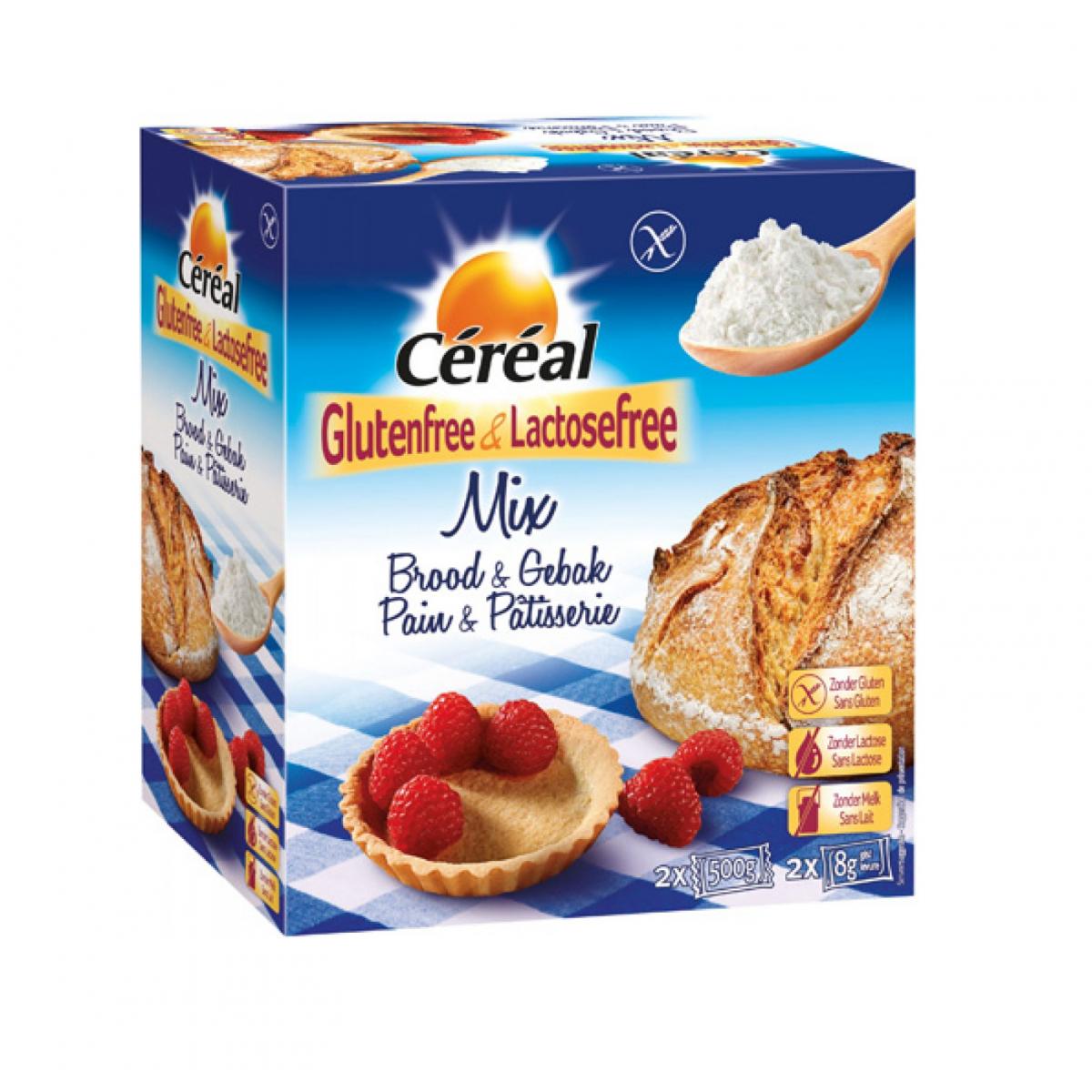 Mix Voor Brood & Gebak