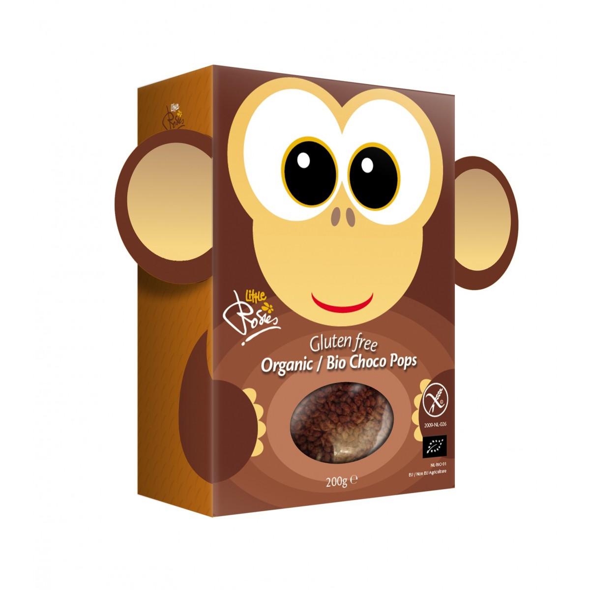 Choco Pops Biologisch