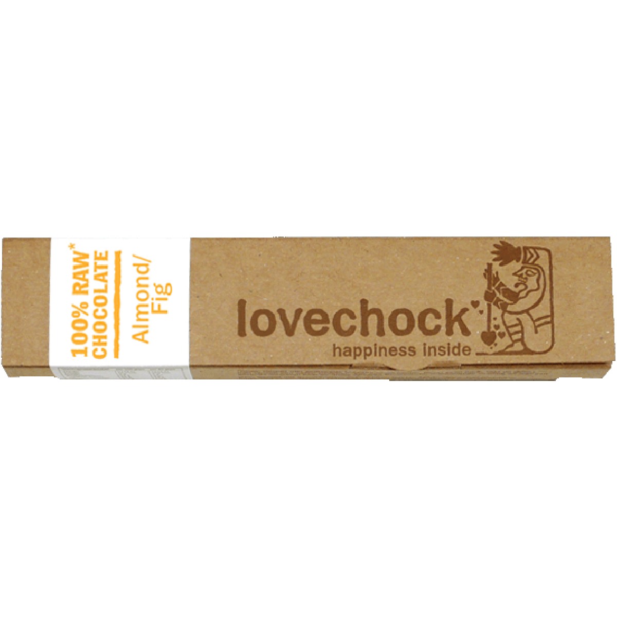 Chocoladereep Almond/Fig