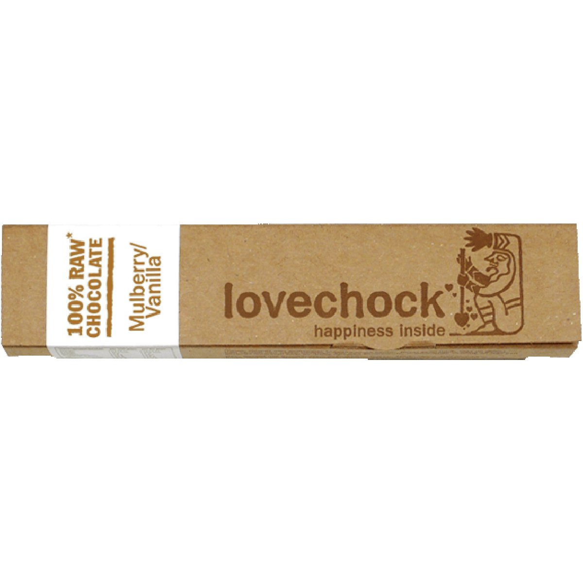Chocoladereep Mulberry/Vanilla