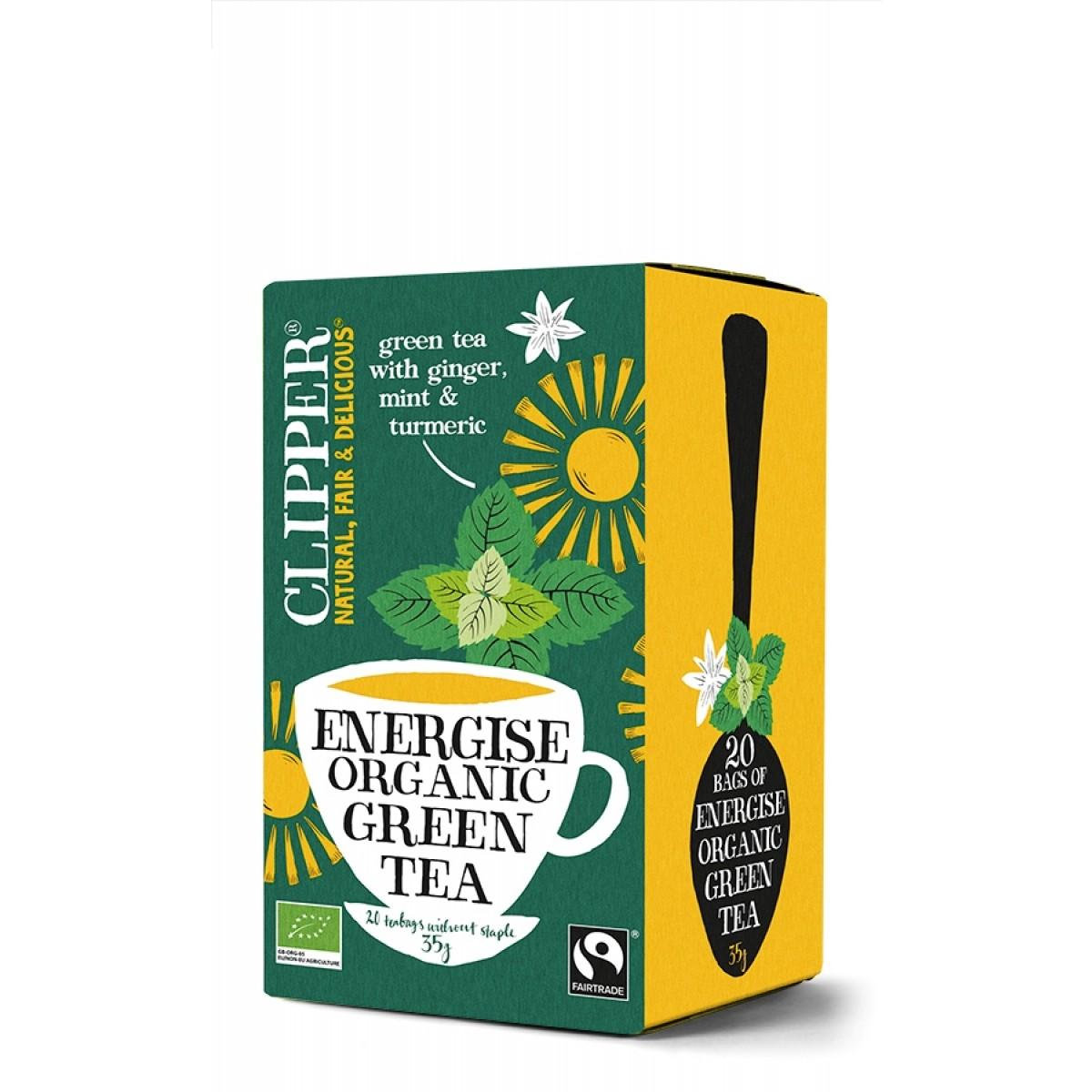 Energise Green Tea