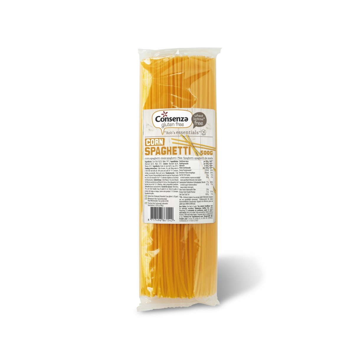 Mais Spaghetti
