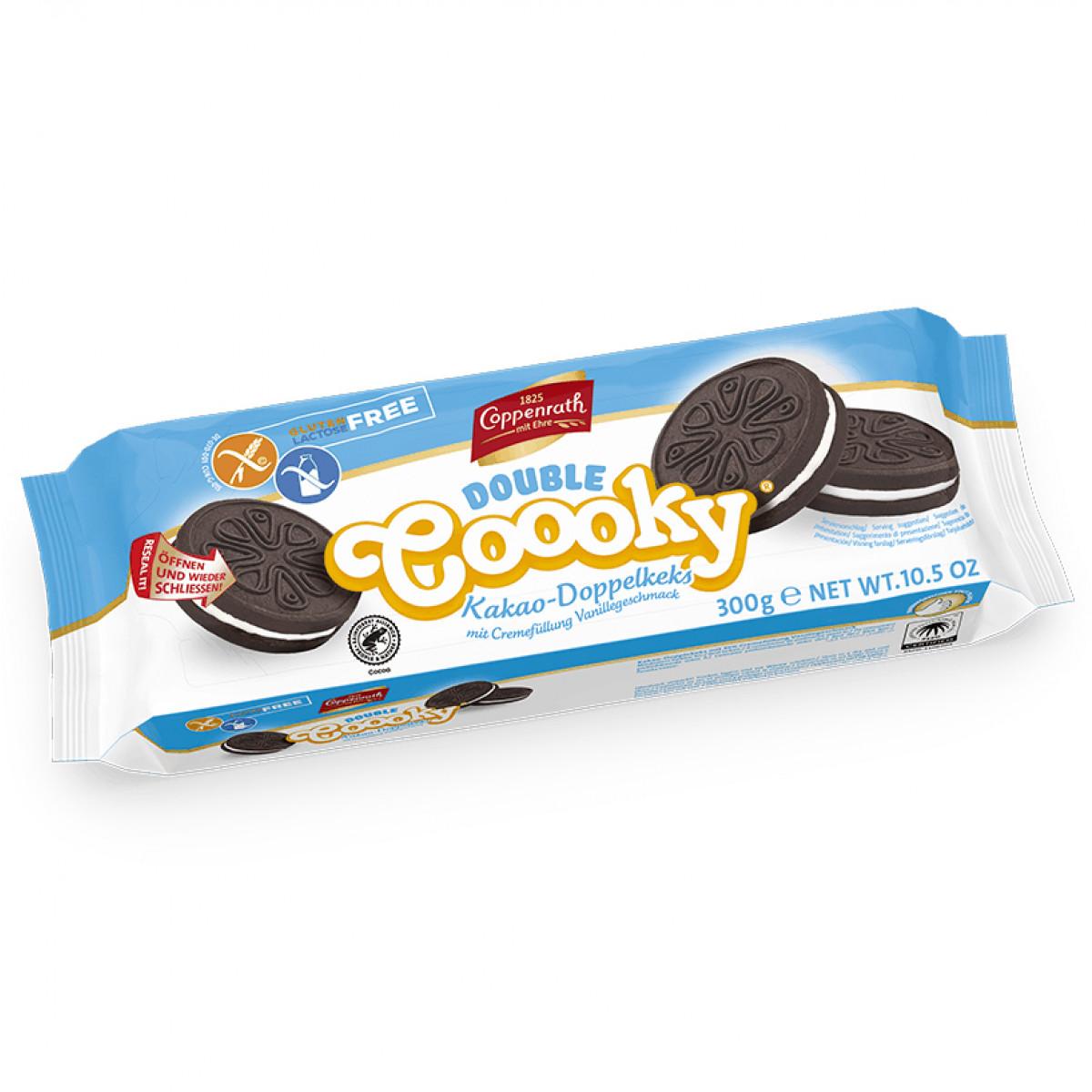 Chocoladekoekjes Met Vanillecrèmevulling