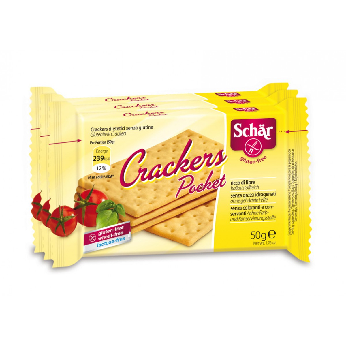 Crackers Pocket