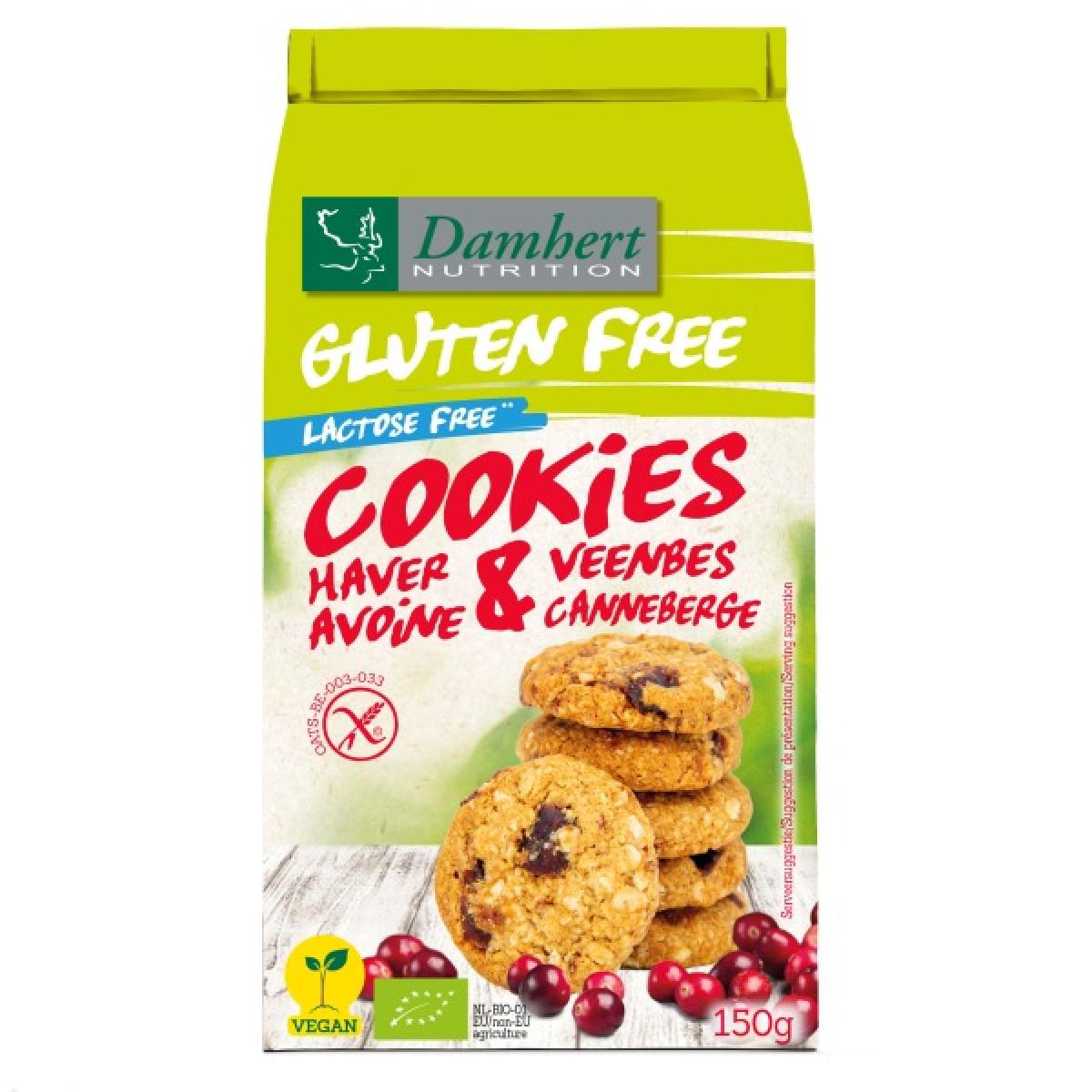 Cookies Haver & Cranberry