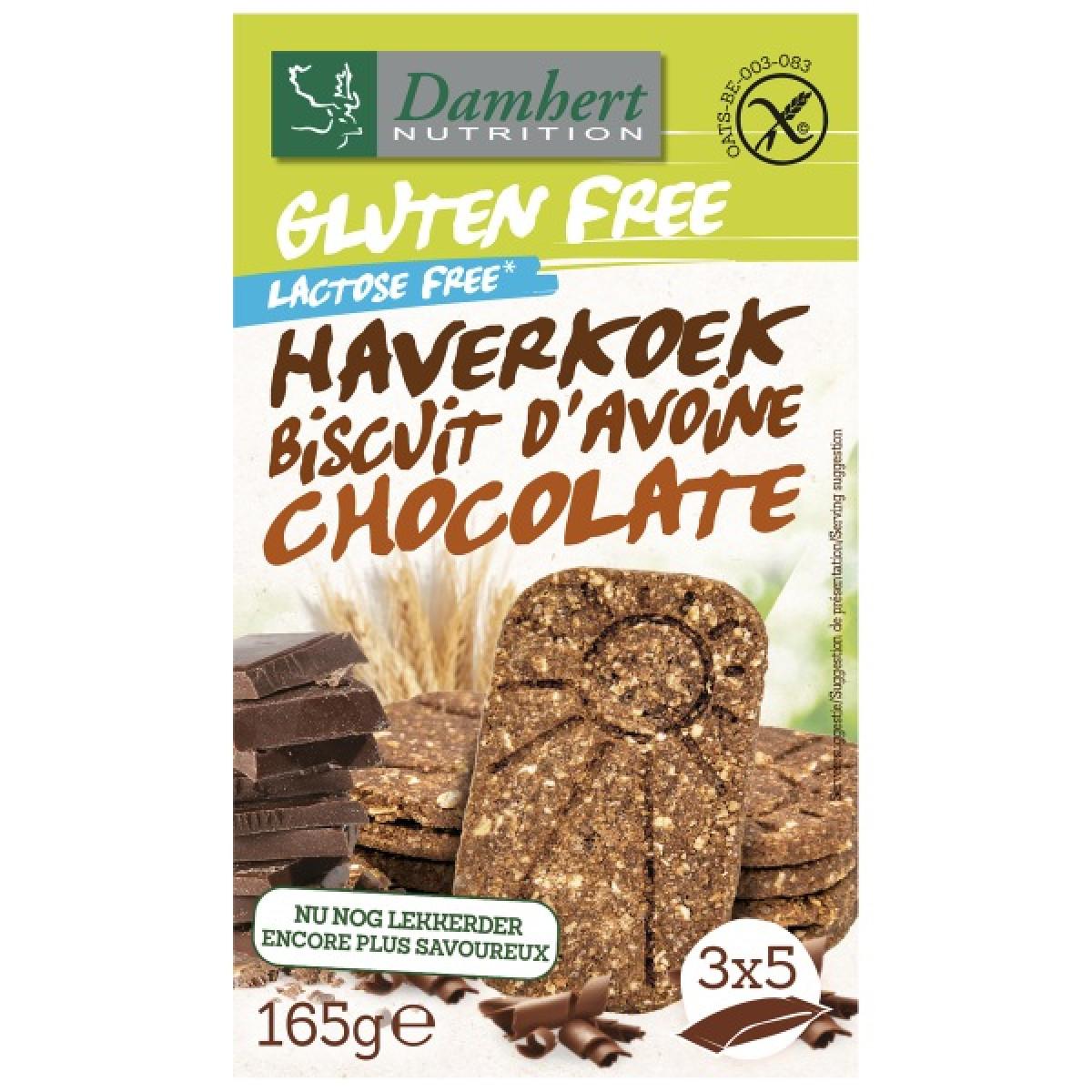 Haverkoek Chocolade