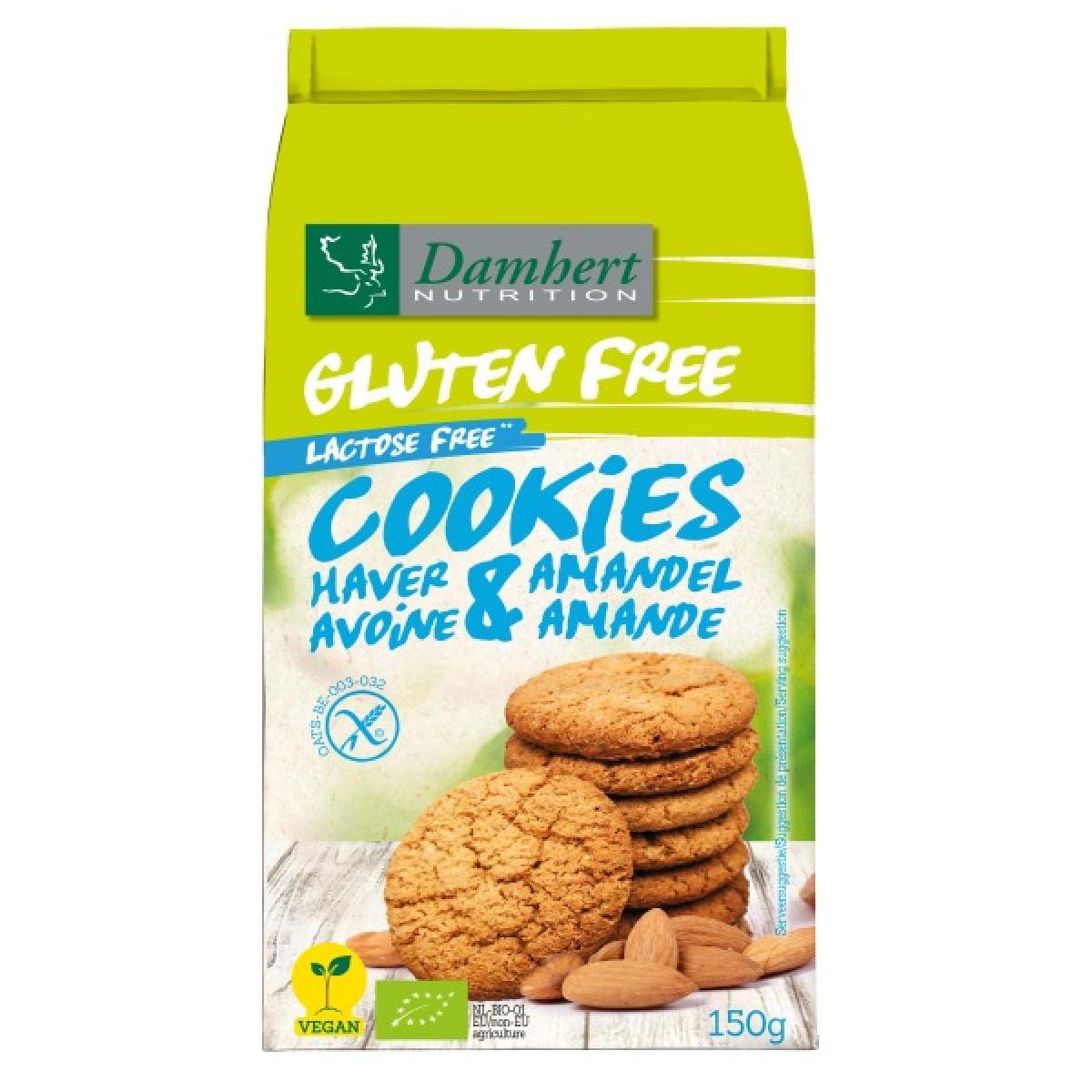 Cookies Haver & Amandel