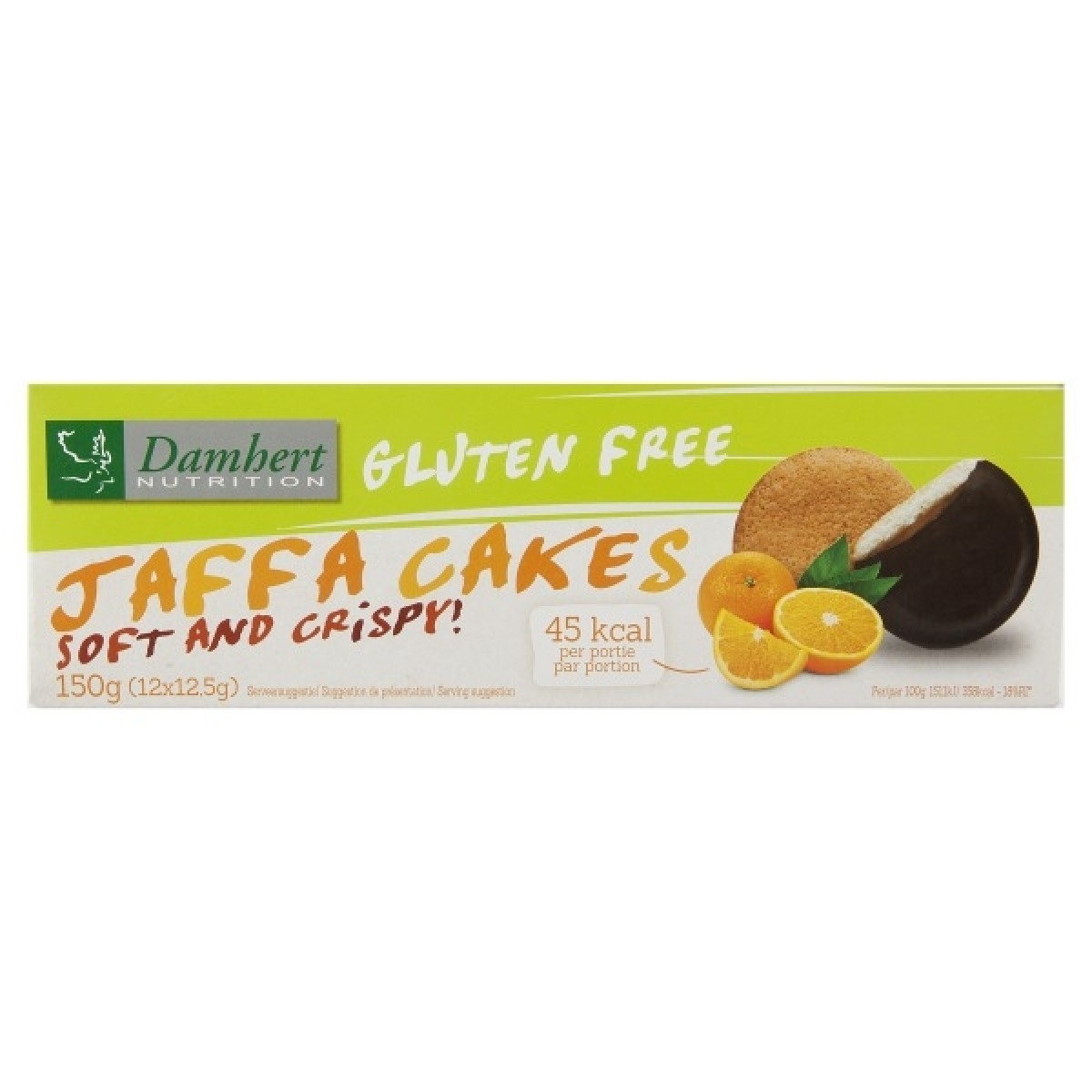 Jaffa Cakes Met Sinaasappelvulling