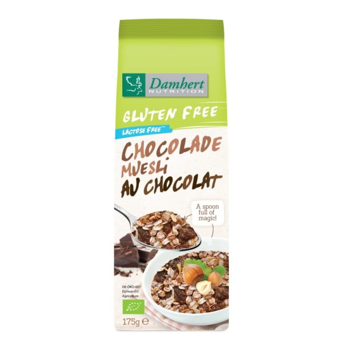 Chocolade Muesli