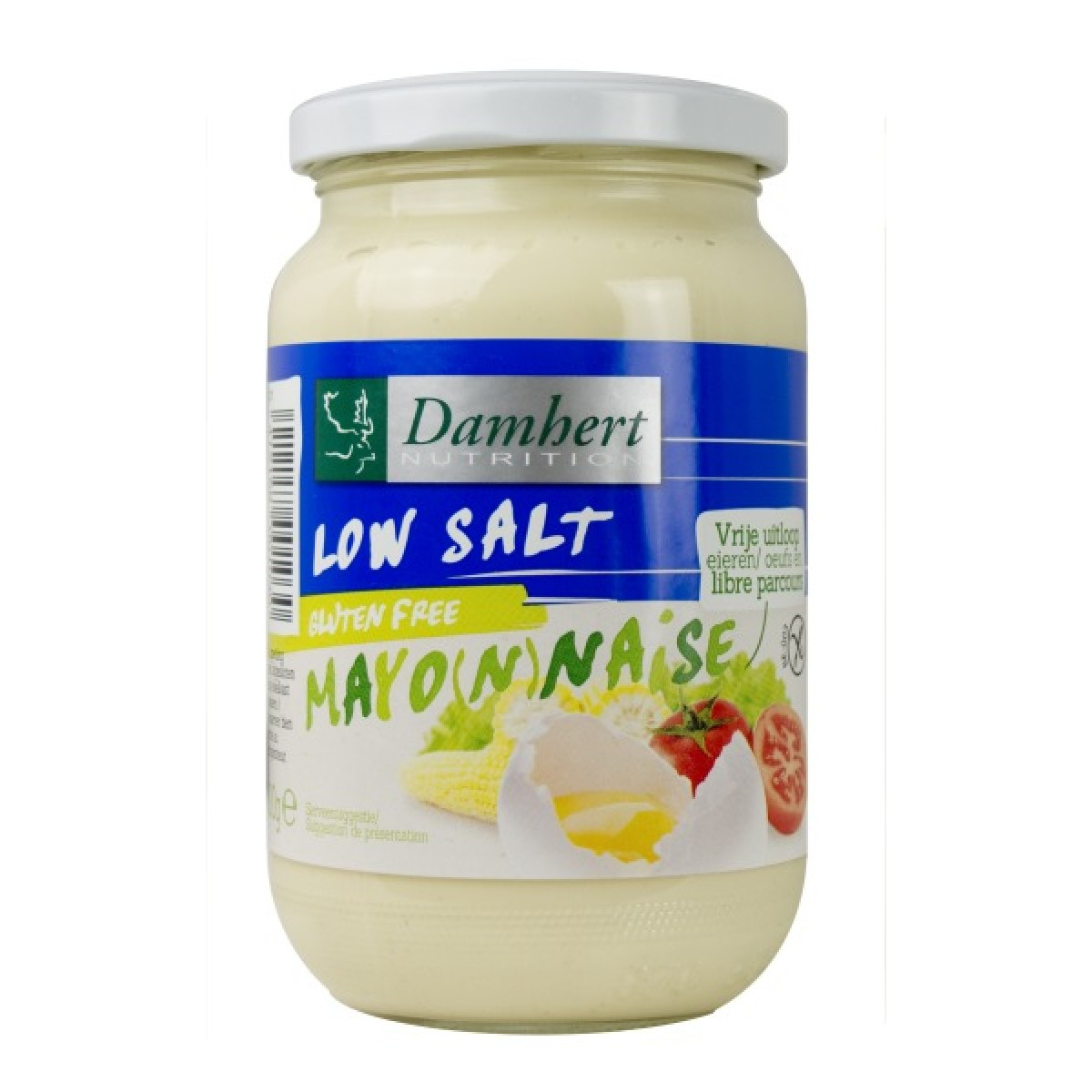 Mayonaise Zoutarm