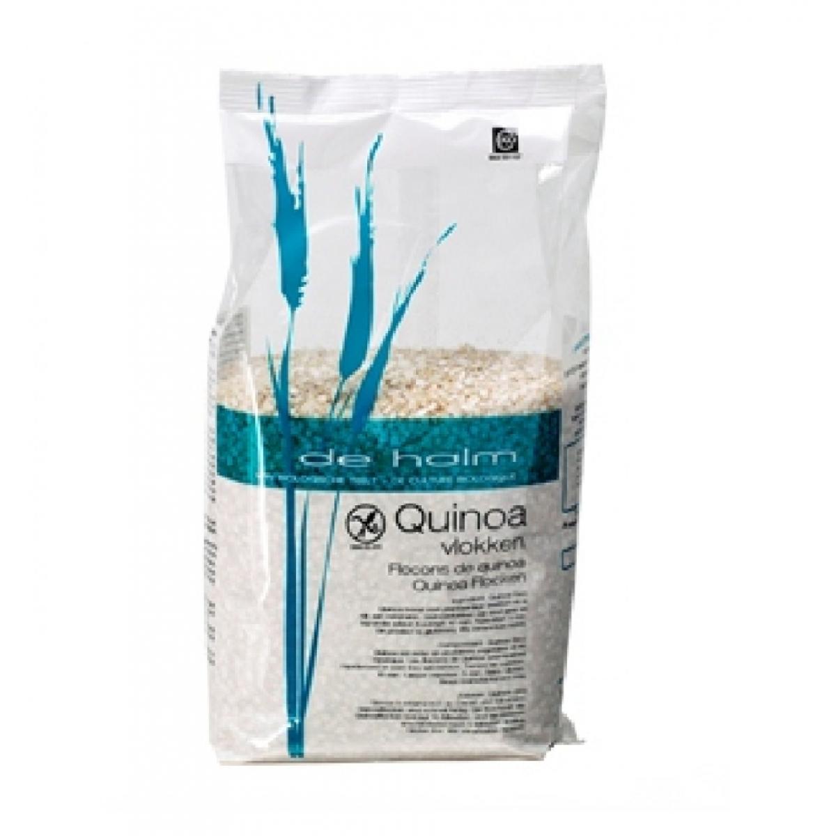 Quinoavlokken