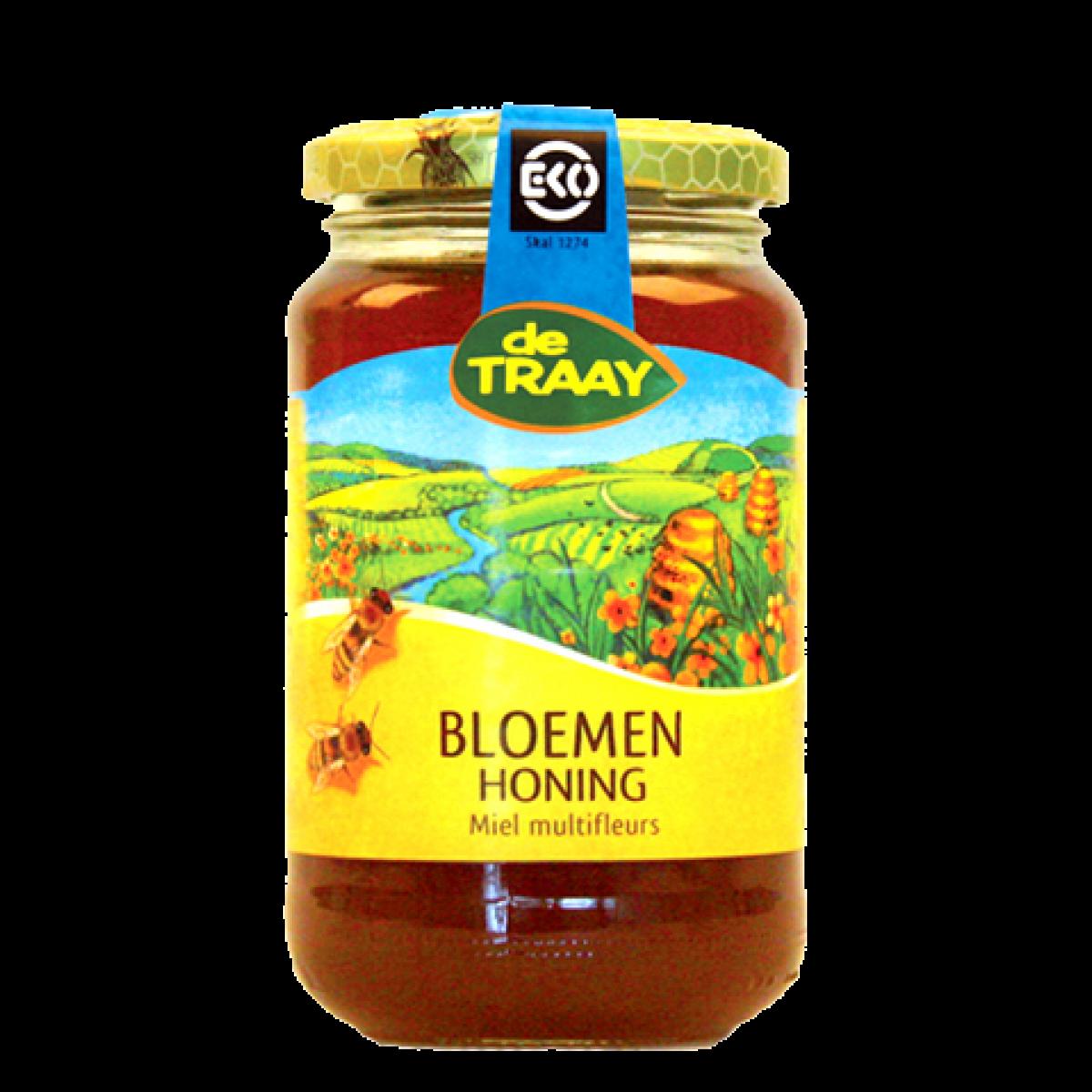 Bloemen Honing Biologisch 450 gram