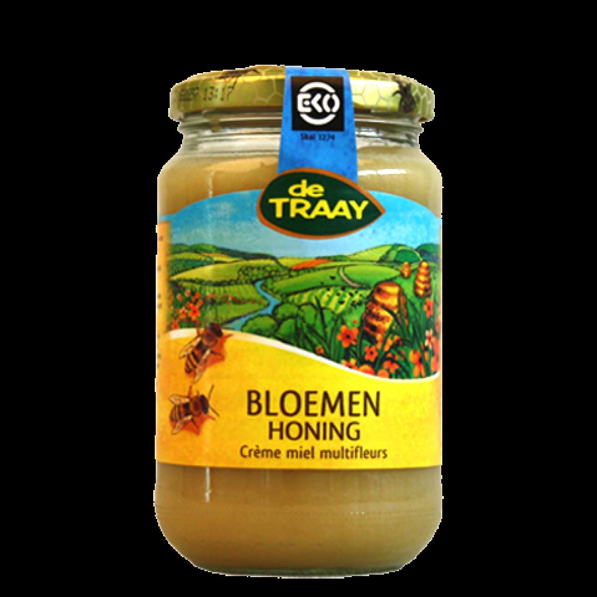 Bloemen Crème Honing 900 gram