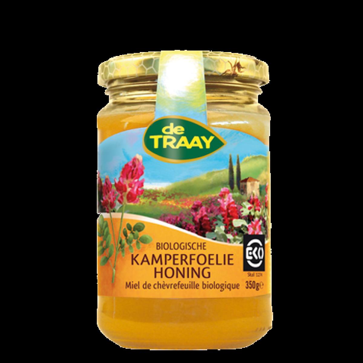 Kamperfoelie Honing Biologisch