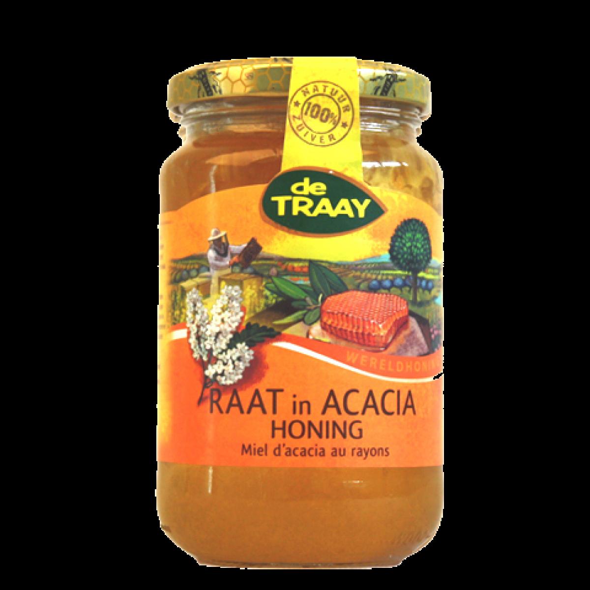 Acacia Honing Met Raat