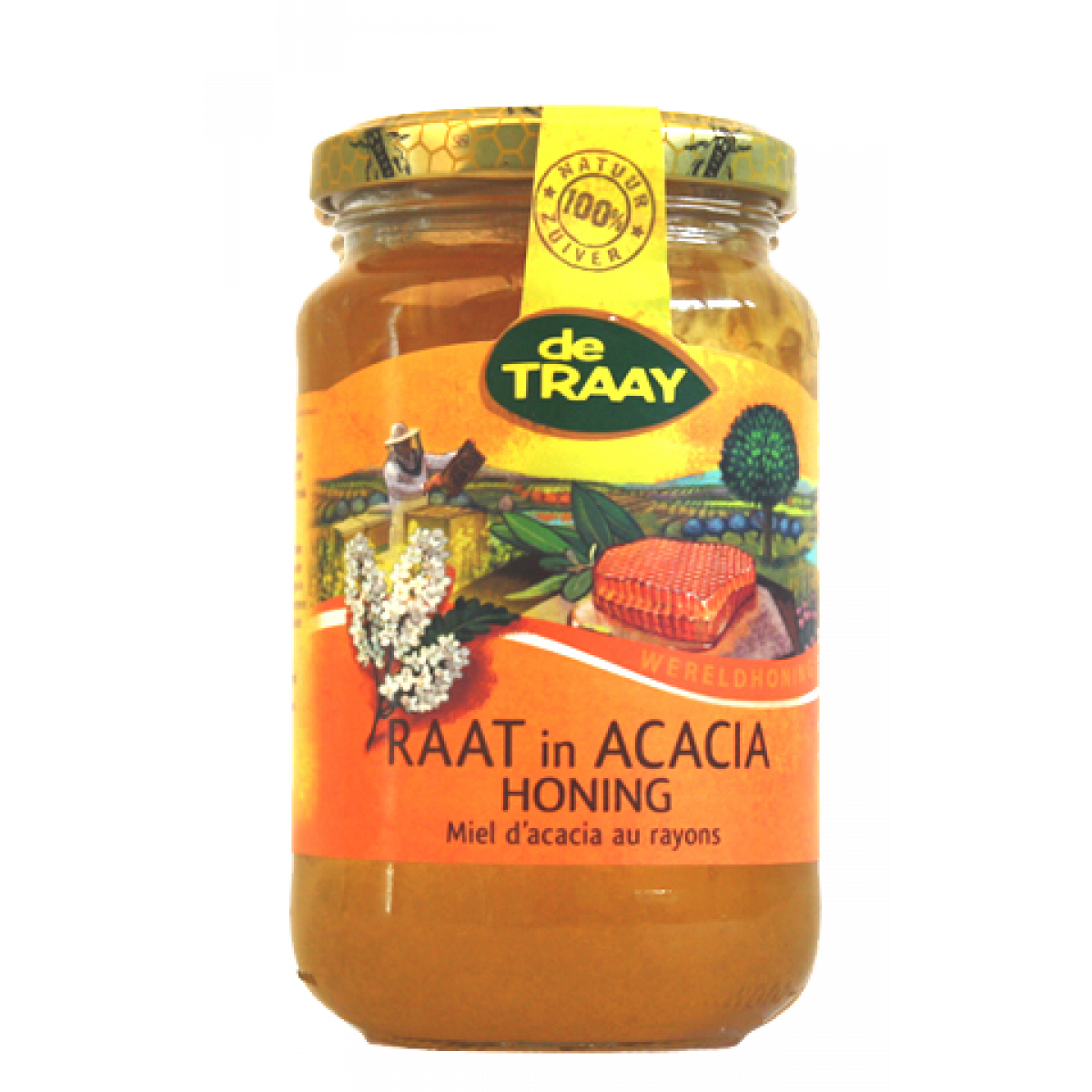 Raat In Acacia Honing