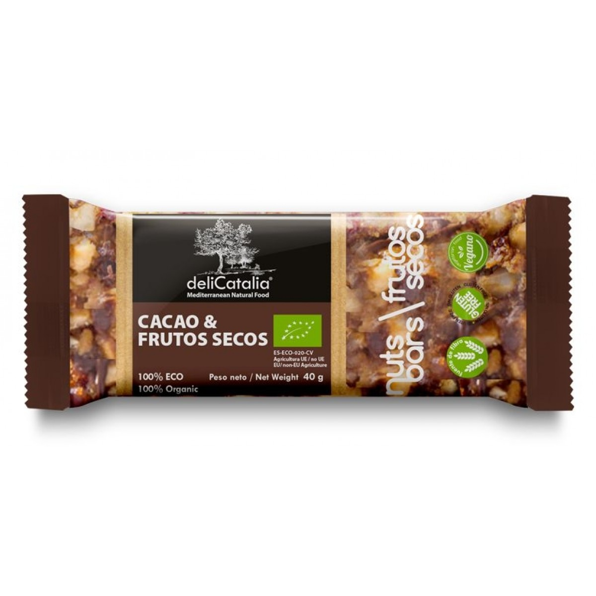 Notenreep met Chocolade