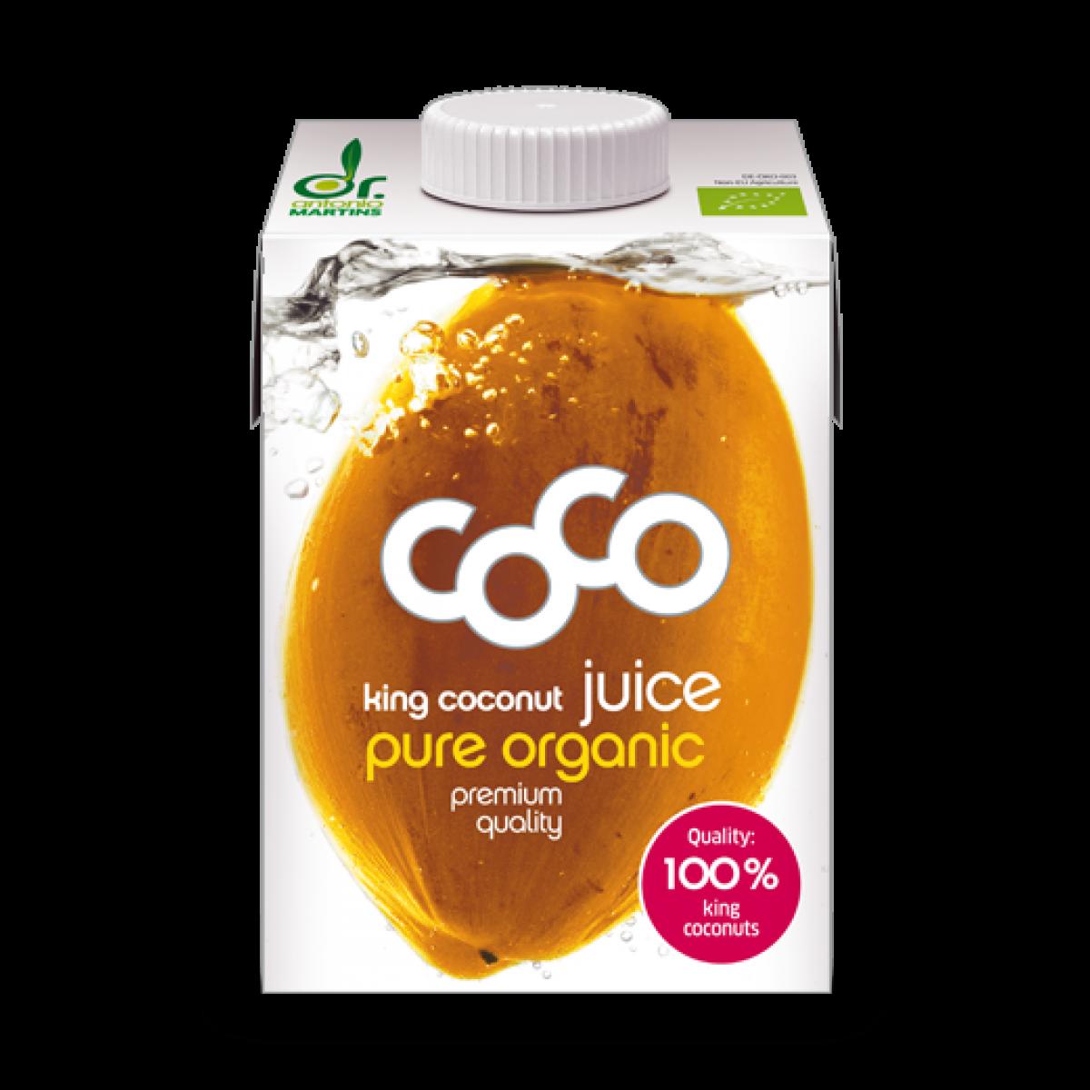 Coco Juice King Coconut