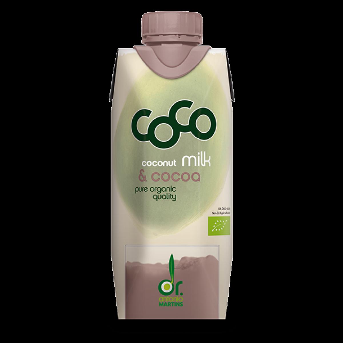 Coconut Milk Cocoa