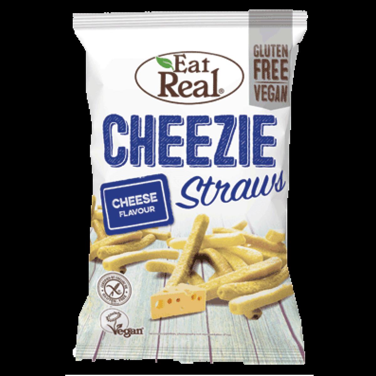 Cheezie Straws