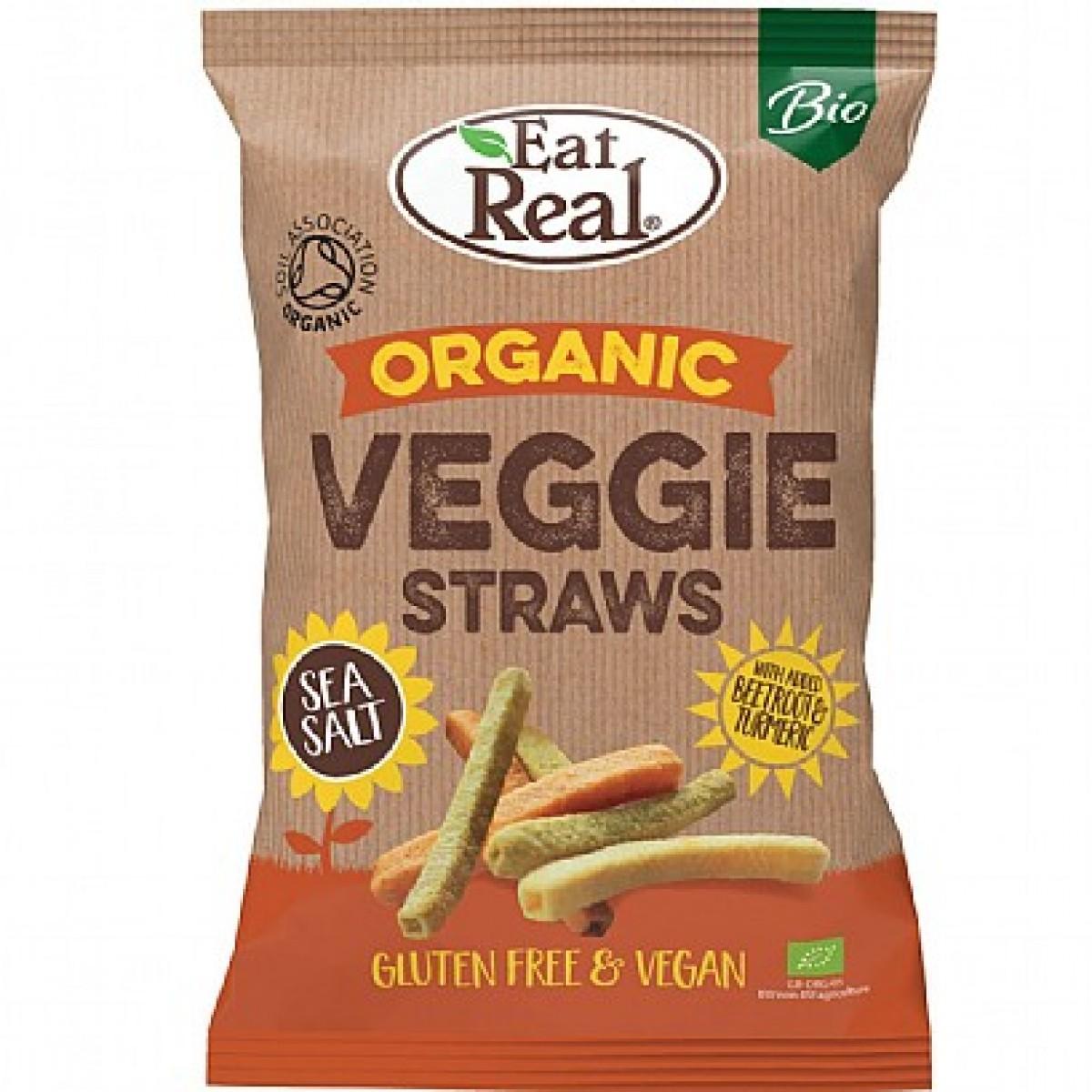 Biologische Veggie Straws