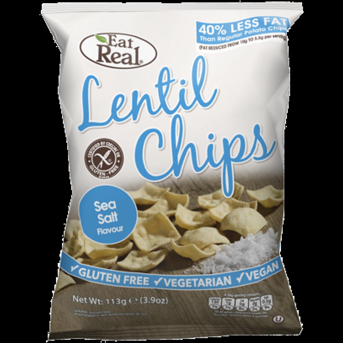Linzen Chips Zeezout