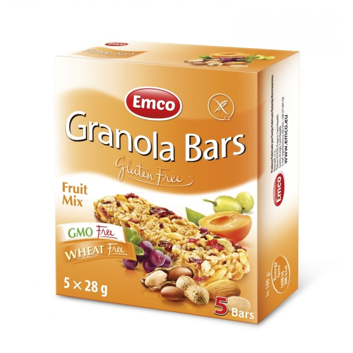Granola Bars Fruitmix