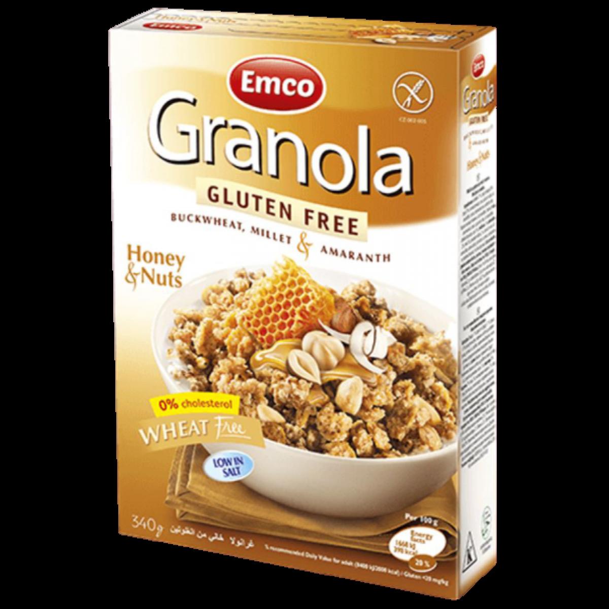 Granola Honey Nuts