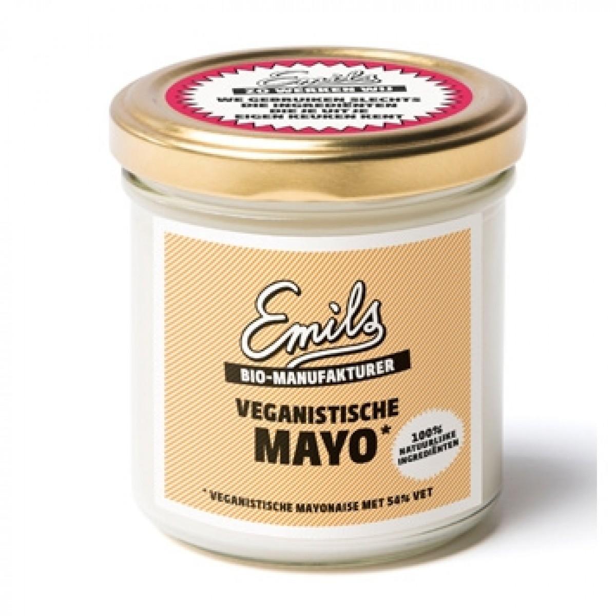 Veganistische Mayo