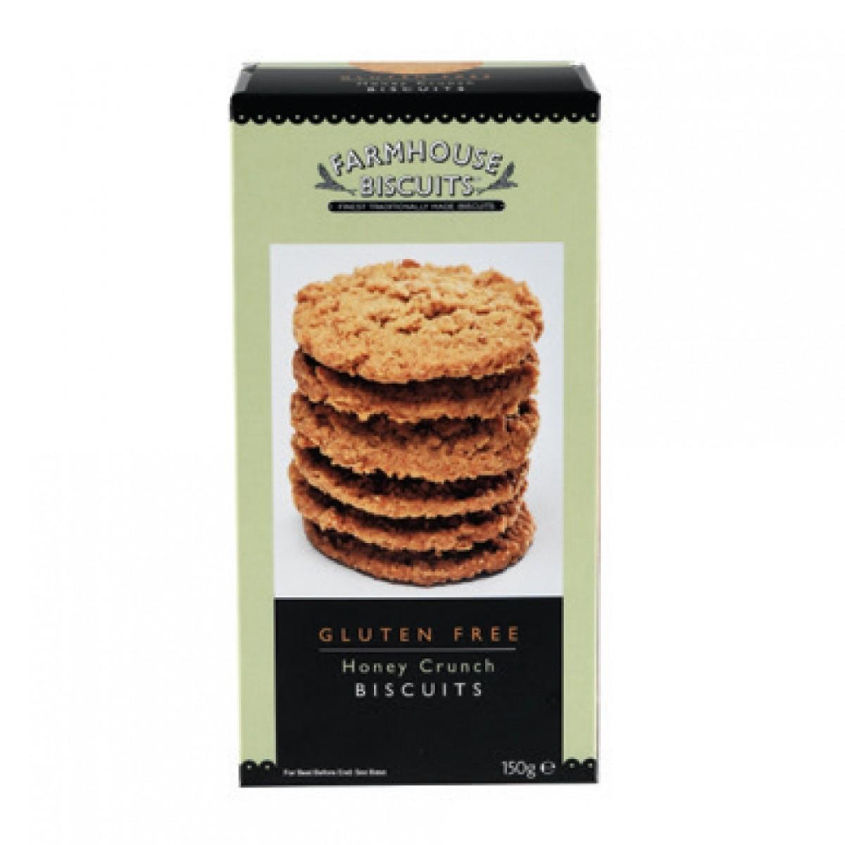 Honey Crunch Biscuits