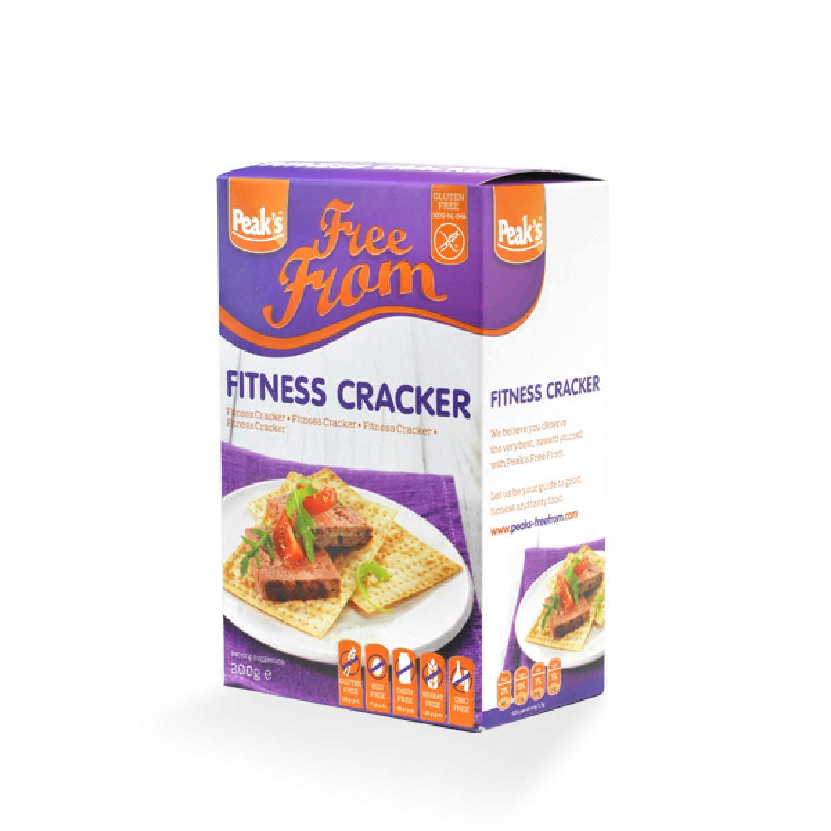 Fitness Cracker