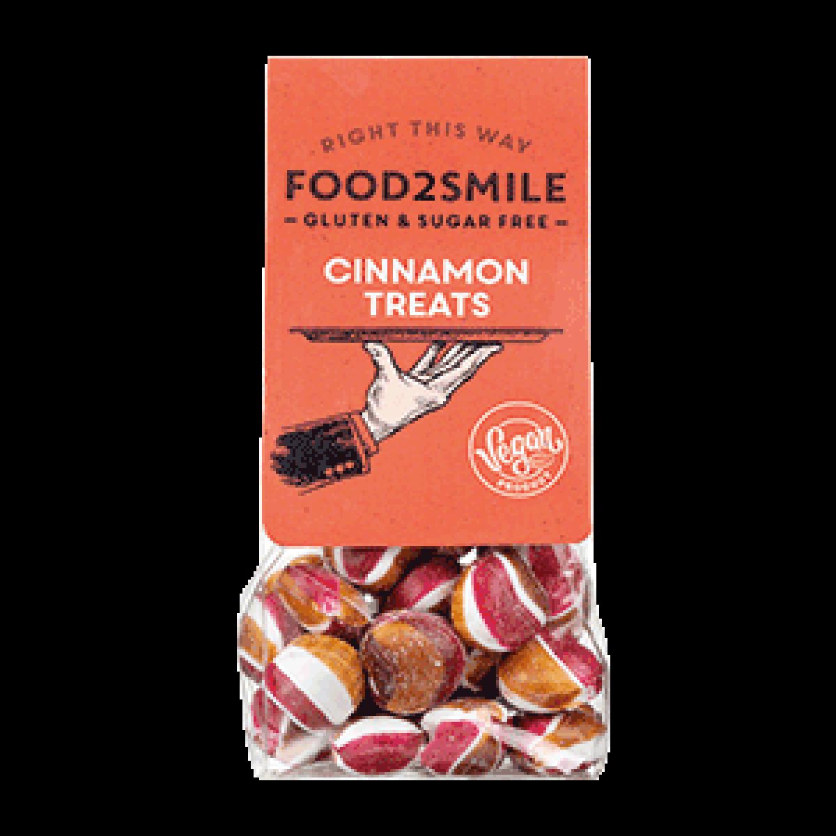 Cinnamon Treats