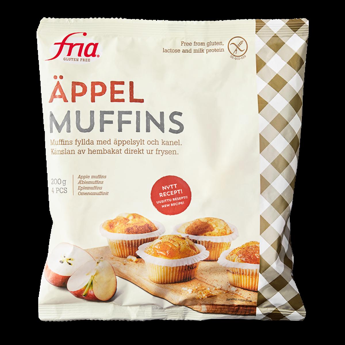 Muffins Appel