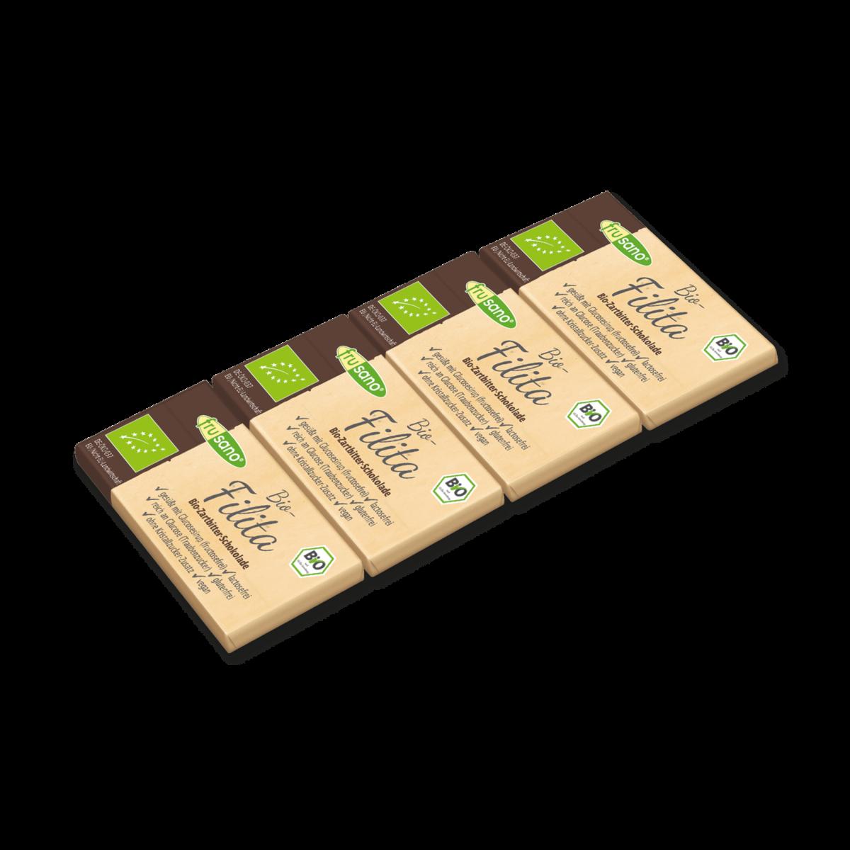 Chocolade Minireepjes Puur Lactosevrij